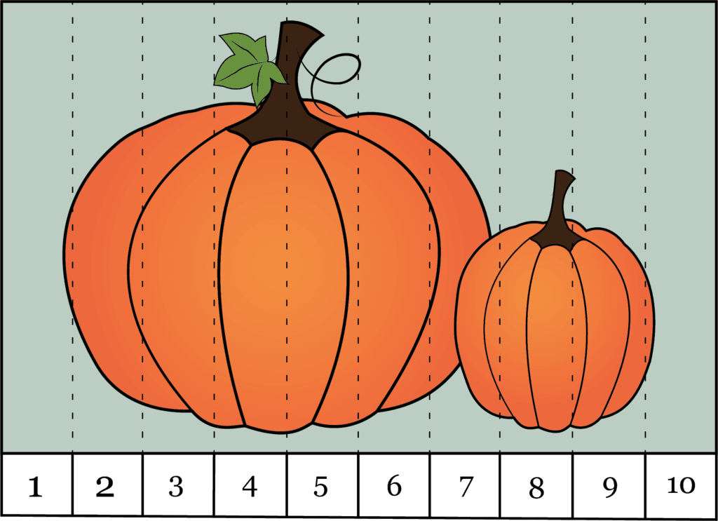 Free printable puzzles for FALL