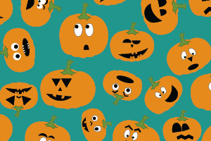 "Jack-O-Lantern ""I Spy"" Printable Game For Some Silly Halloween Fun"