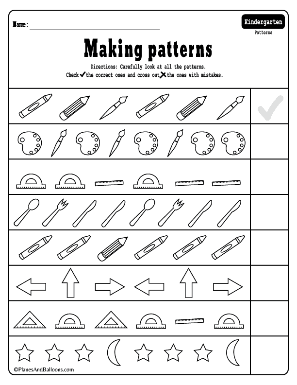 15 kindergarten math worksheets pdf files to download for free. Black Bedroom Furniture Sets. Home Design Ideas