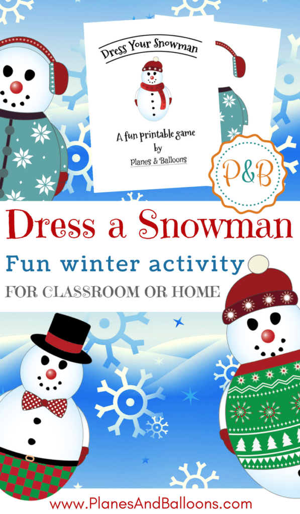 winter activities for preschoolers 3
