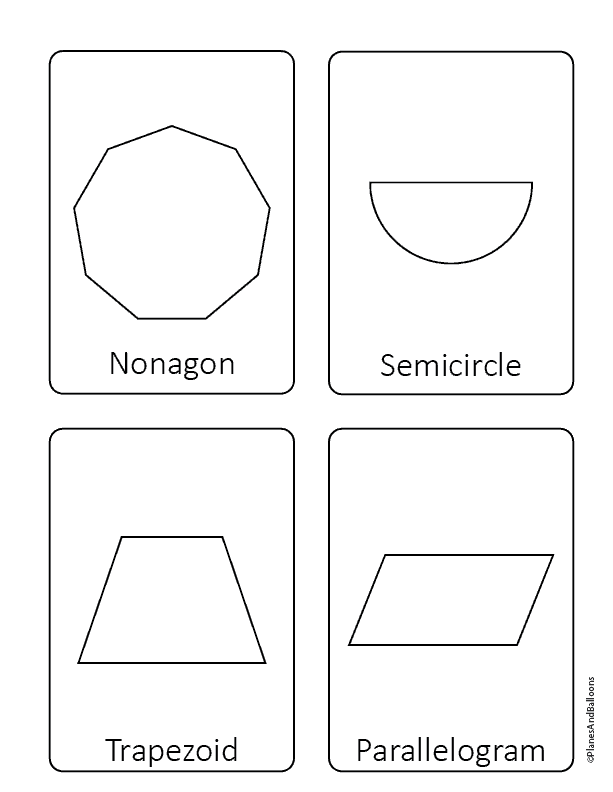 shapes images