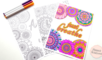Simply stunning stress relief coloring pages to help you unwind and relax instantly