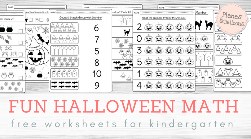 65 Pages Of Free Printable Worksheets For Kindergarten