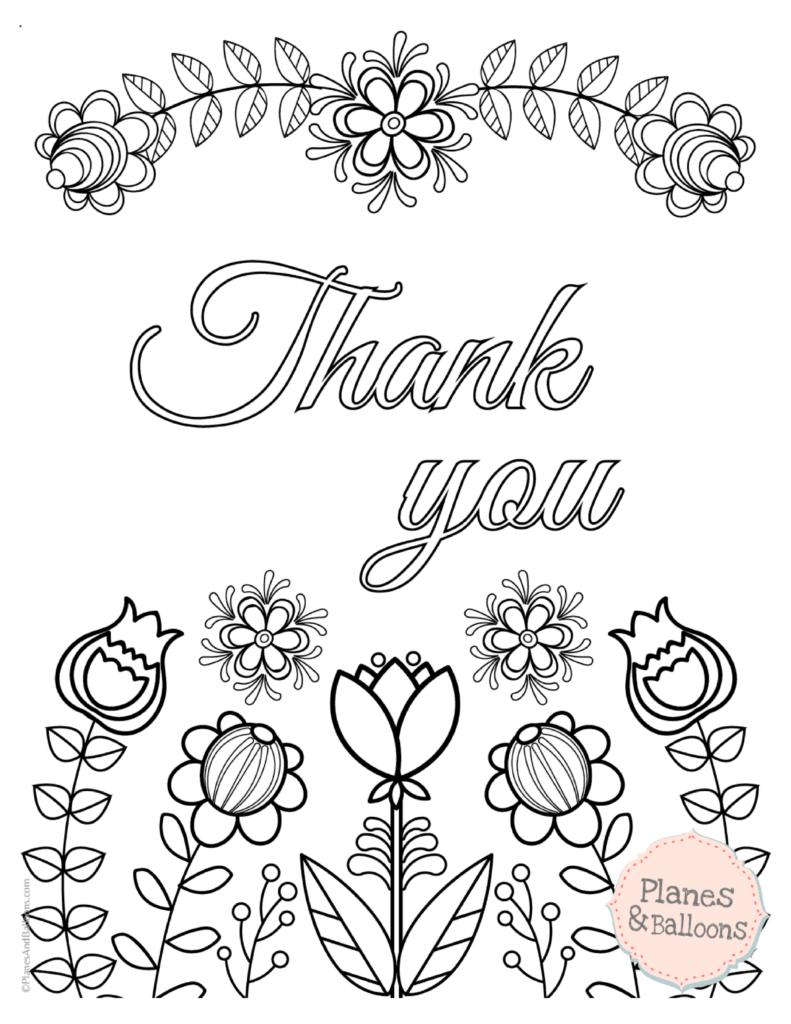 thank you coloring pages - thank you coloring pages express gratitude in a creative