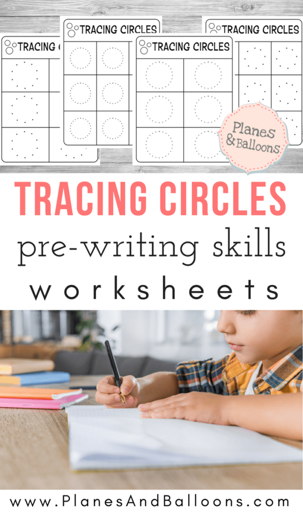 Tracing Circles: Foundation Writing Worksheets At Alzheimers-prions.com