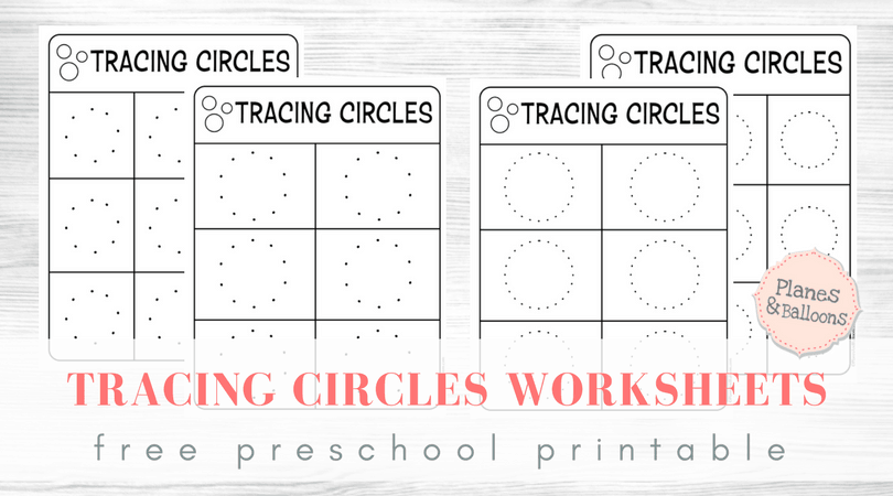 Tracing Circles Worksheets: Foundation Writing Worksheets At Alzheimers-prions.com