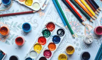 Advanced mandala coloring pages to grow your coloring skills