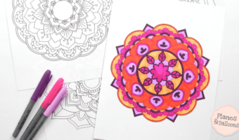 5 soothing mandala coloring pages for adults to help you find your cool when life gets tough