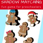 gingerbread man activities for preschoolers