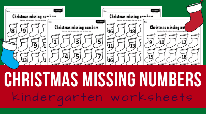 It's just an image of Christmas Numbers Printable intended for black