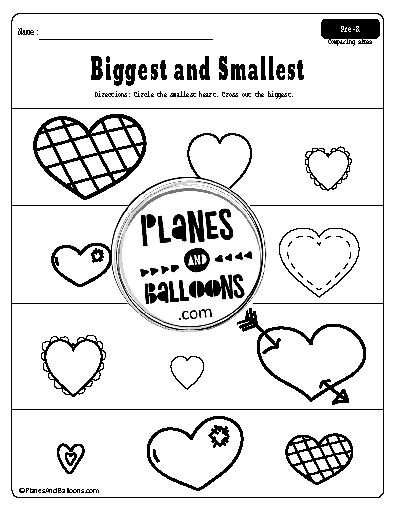 Biggest and smallest