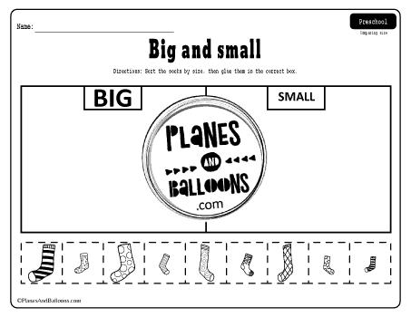 Preschool learning pack pdf free printable
