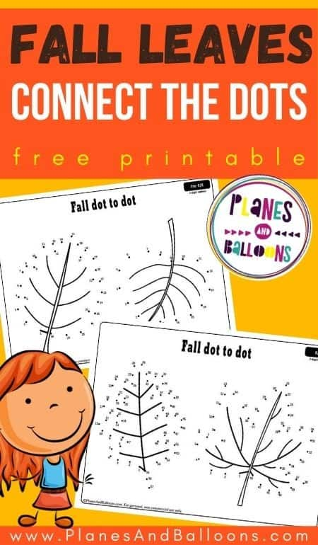 Free printable dot to dot worksheets for fall